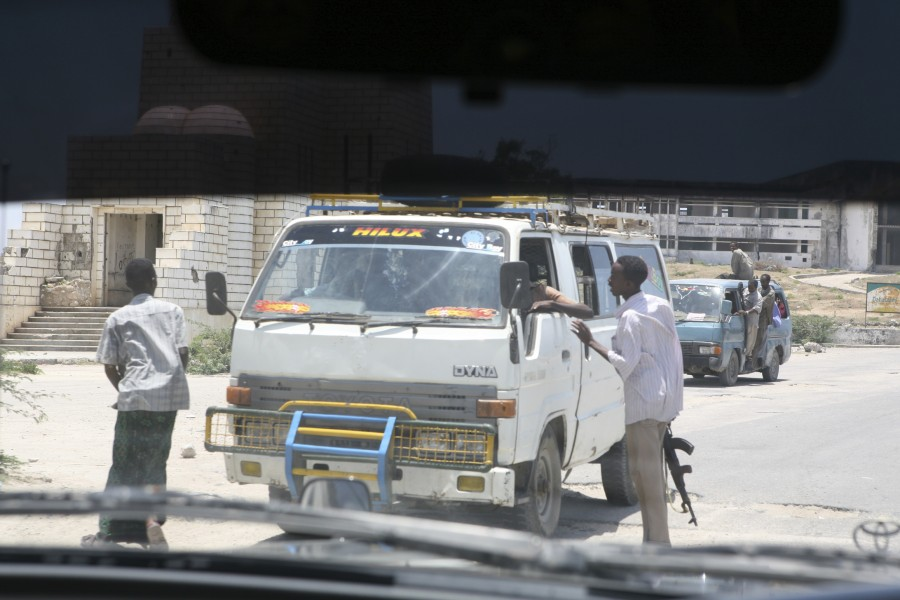 Mogadishu. Snapshots from the most dangerous city in the world. Reportage by Giampaolo Musumeci