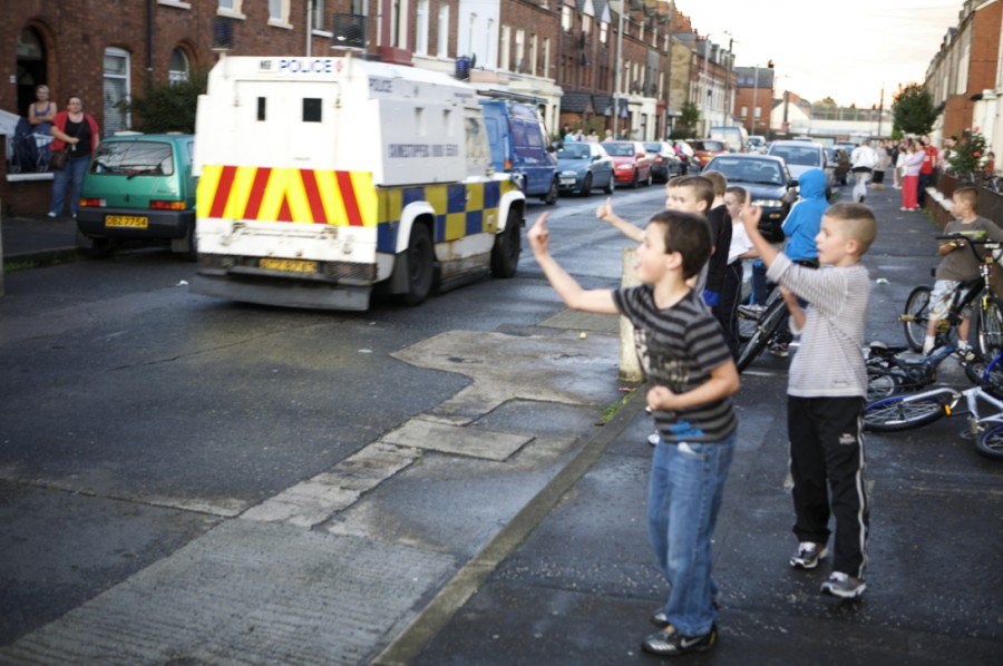 Belfast Legacy. Reportage by Giampaolo Musumeci