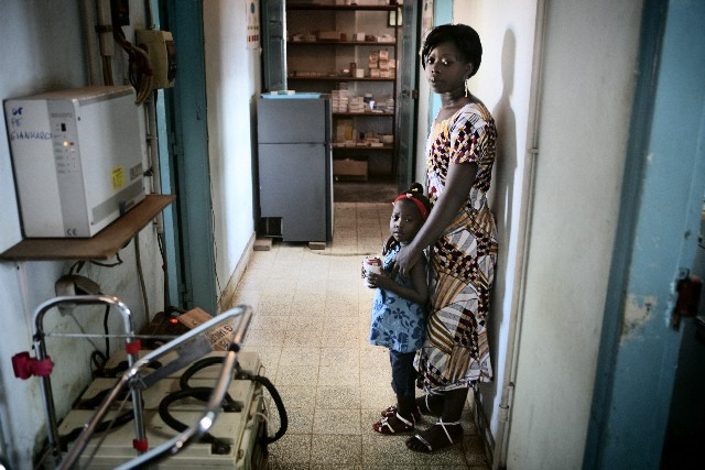Aids in Guinea Bissau. Reportage by Giampaolo Musumeci