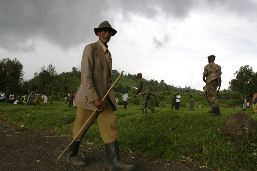 Congo. The rebellion of General Nkunda. Reportage by Giampaolo Musumeci