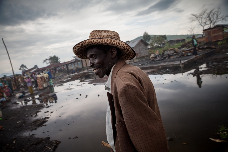 Insecurity North Kivu. Expo in Brussels at the European Parliament. Photography by Giampaolo Musumeci